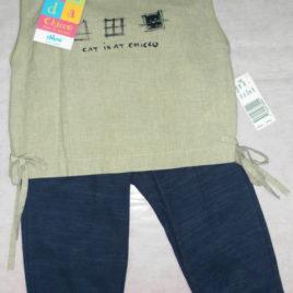 Completo Estivo Maglia e Pantalone – 2 anni