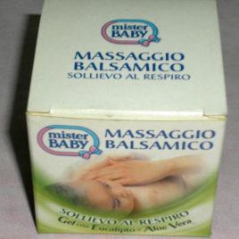 Massaggio Balsamico M.Baby