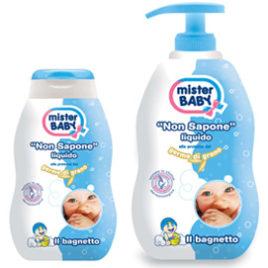 Non sapone liquido M.Baby – 250ml con Dispenser