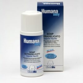 Soap Ultradelicato Humana – 250ml