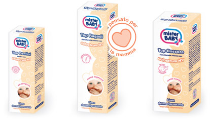Top Rossore M.Baby con Colostrum H1