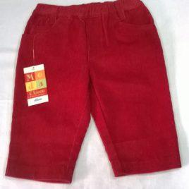 Pantalone Velluto – 18 mesi