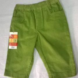 Pantalone Velluto – 1 anno