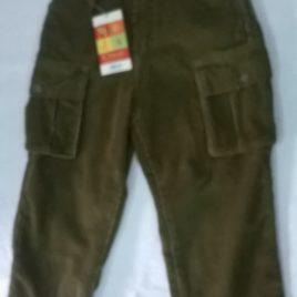 Pantalone Velluto – 4 anni