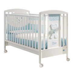 Lettino Pali Loving Bear – Azzurro
