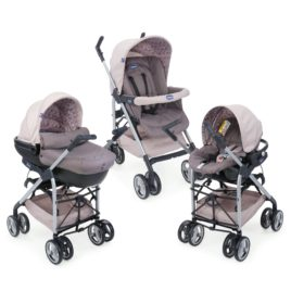 Trio Chicco Sprint – Beige