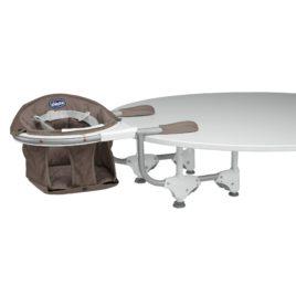 Chicco Seggiolino da Tavolo 360° – Cocoa