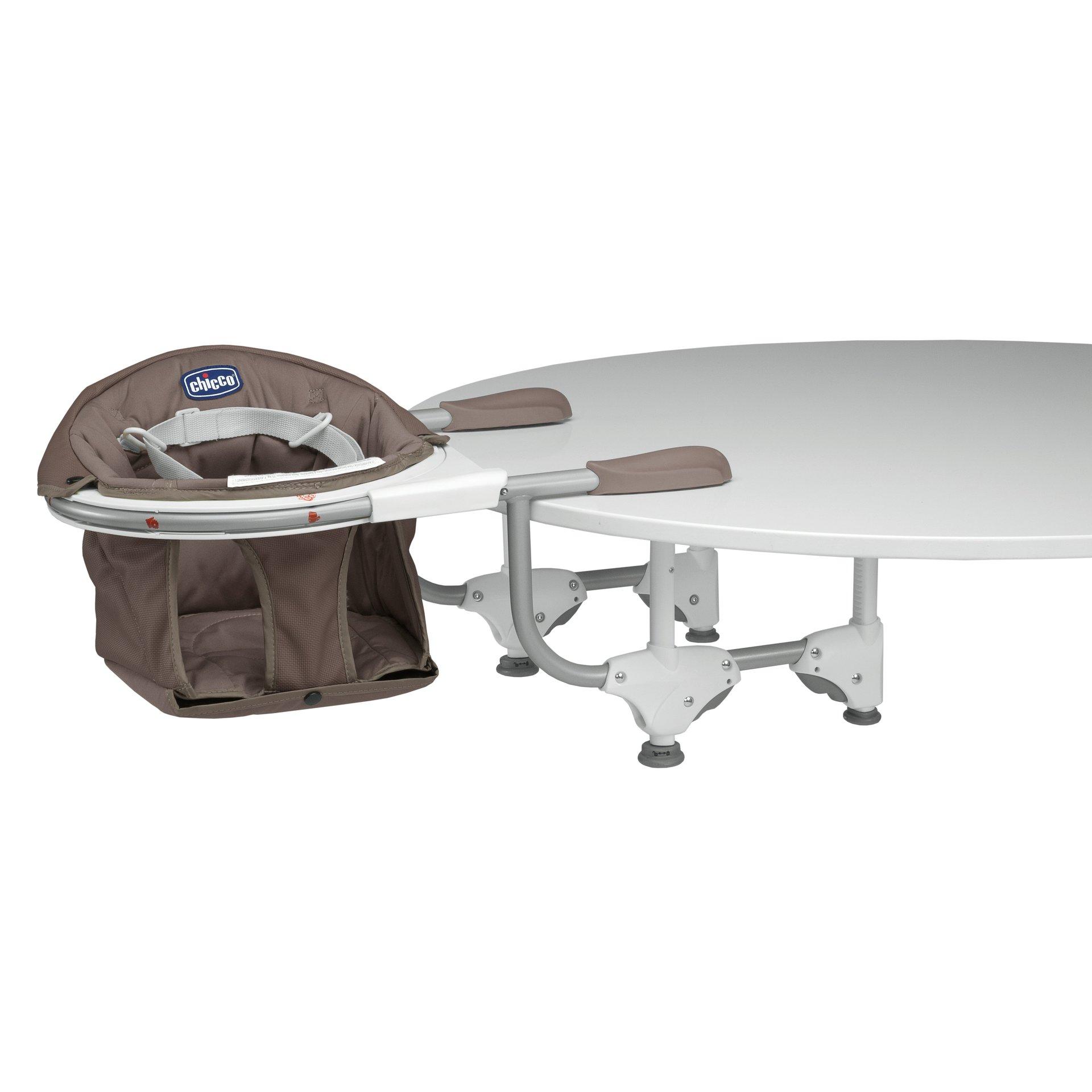 Chicco seggiolino da tavolo 360 cocoa i monelli for Chicco seggiolino tavolo
