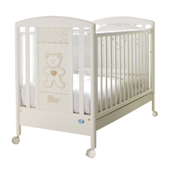 Lettino Pali Loving Bear – Bianco