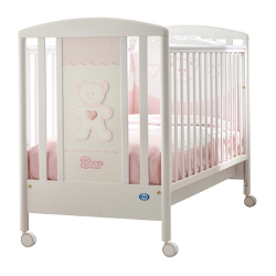 Lettino Pali Loving Bear – Rosa
