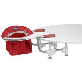 Chicco Seggiolino da Tavolo 360° – Scarlet