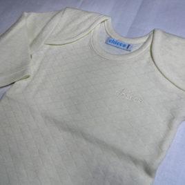 Maglietta Trapuntata Lana/Cotone Chicco