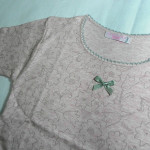 Maglietta Bimba Costina Stampata