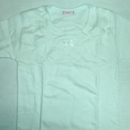 Coppia T-Shirt Cotone Felpato Chicco