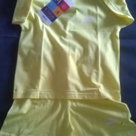 T-shirt + Bermuda Jersey