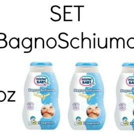 Set 3 BagnoSchiuma
